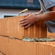 Bauarbeiter auf einer Baustelle Bauherrenhaftpflicht Christian Willmann Versicherungsmakler Mannheim