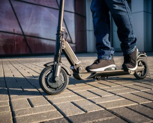 Elektro Scooter Elektroroller E-Scooter