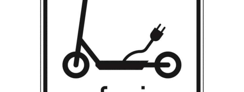 Elektrokleinstfahrzeuge mit einer bauartbedingten Höchstgeschwindigkeit von nicht weniger als 12 kmh frei